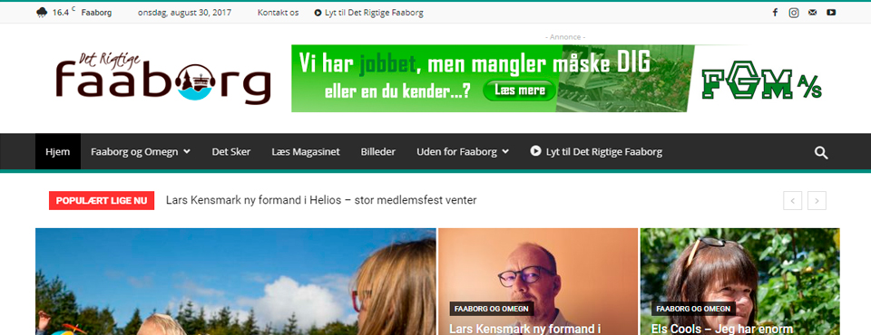 WEBSITE / THO-RUP.DK